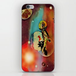 SPACE TURTLE VII - 202 iPhone Skin