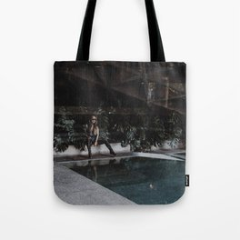 hollywood hills Tote Bag