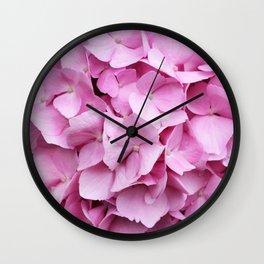 Hortensia Ingrid Wall Clock