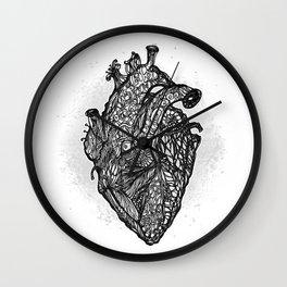 Heartfelt Wall Clock
