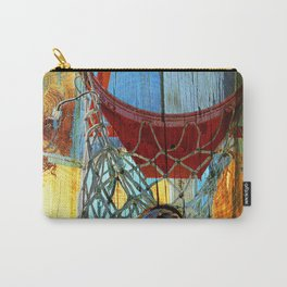 Basketball art 13 Carry-All Pouch