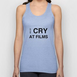 Cry At Films Unisex Tank Top