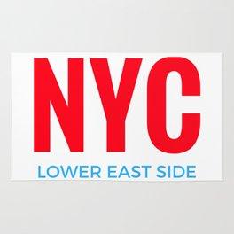 NYC Lower East Side Rug
