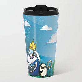 Kawaii Ice Kingdom Travel Mug