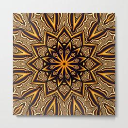 Elixir kaleidoscope Metal Print