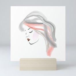 In search of Peace Mini Art Print