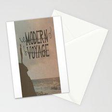 Modern Voyage Stationery Cards