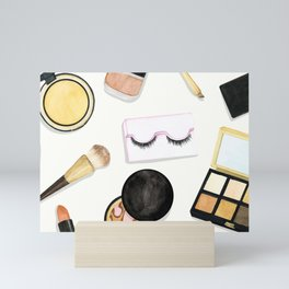 Makeup Mini Art Print