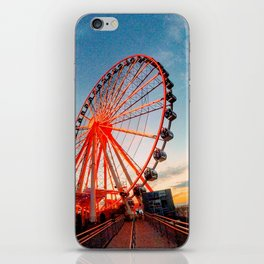 Sunset in Maryland iPhone Skin