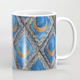 Moon Tiles Coffee Mug
