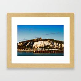 Port of Dover Framed Art Print