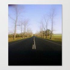 Avenue of Honour Canvas Print