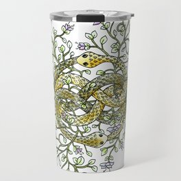 Neverending Story Inspired Auryn Garden Travel Mug