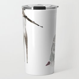 ROLE REVERSAL (WITH TEXT) Travel Mug