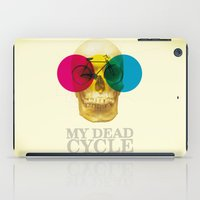 cycle iPad Cases featuring CYCLE by Nazario Graziano