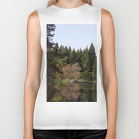 amy pond Biker Tanks featuring Pond by RMK Photography