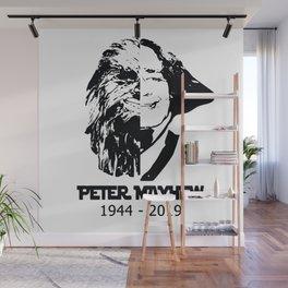 peter mayhew Wall Mural