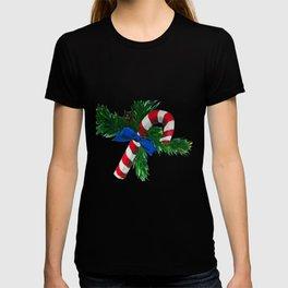 Christmas Candy Cane T-shirt