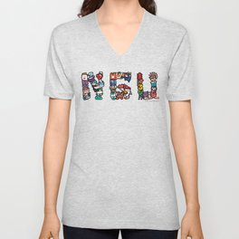 NGU / Never Give Up Unisex V-Neck