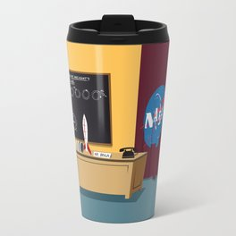 Vehement von Braun Metal Travel Mug