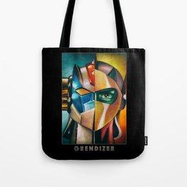 Grendizer - Mazinger Z Tote Bag