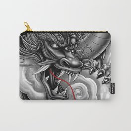 Gray Dragon 12 Carry-All Pouch