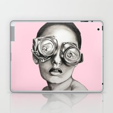Sugarfree pale pink Laptop & iPad Skin