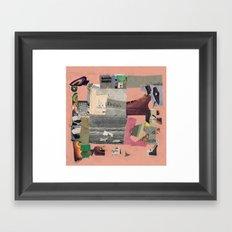 UN ER Framed Art Print