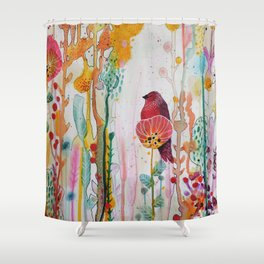 calme Shower Curtain
