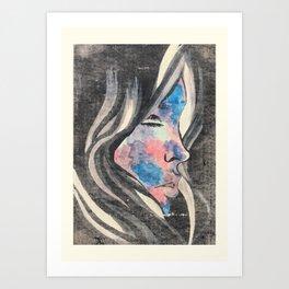 Inner Emotion Art Print