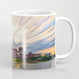 Nashville Sunset Coffee Mug