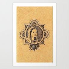 The Magdalene Art Print