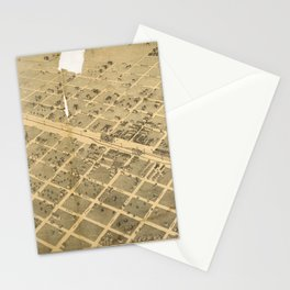 Abilene 1883 Stationery Cards