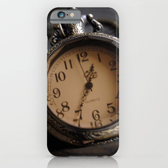 Pocket Watch iPhone & iPod Case