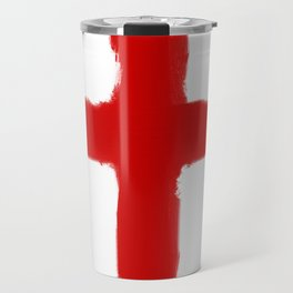 The Crusades - Temple Knights Travel Mug