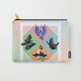 The Birds of Ness Carry-All Pouch
