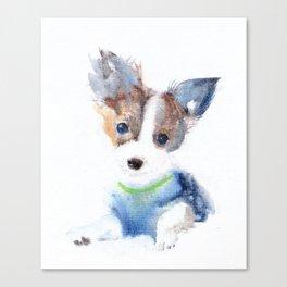 Ruffell Canvas Print