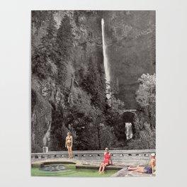 Multnomah Pool Poster