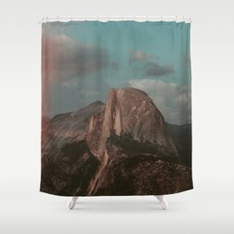 Yosemite Half Dome Shower Curtain