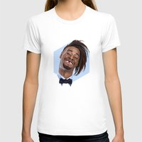 danny haas T-shirts featuring Danny Brown by LinnMaria_ink