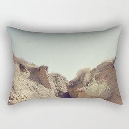 In a Rut Rectangular Pillow
