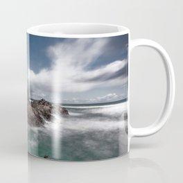 Bethells Beach Coffee Mug
