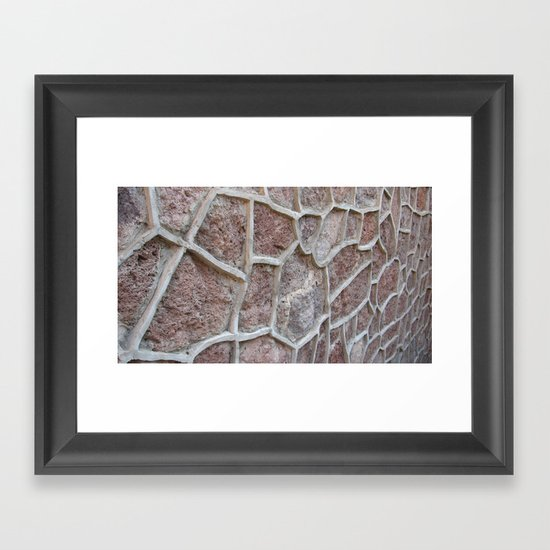 Detail Framed Art Print