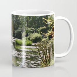 Monet's Waterlilies Coffee Mug