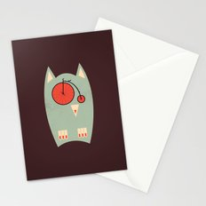 Vintage Bikeowl Stationery Cards