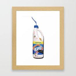 Blackbear Drink Bleach Framed Art Print