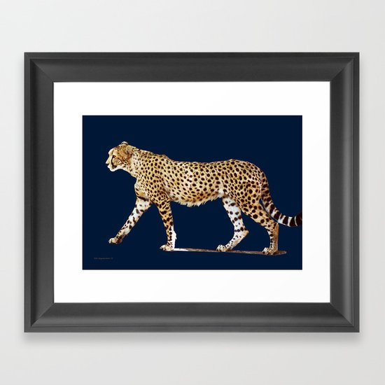 Built For Speed Framed Art Print