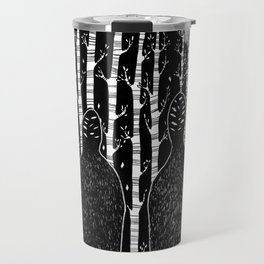 The People in the Forest Travel Mug