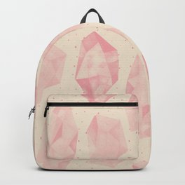 Crystal of Unconditional Love Backpack