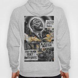 Living in A Burning House Hoody